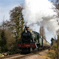 Bishops Lydeard Steam Train to Minehead