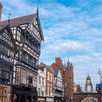 Chester (Cathedral, Shops & Sights)
