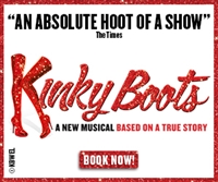Kinky Boots, London