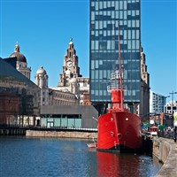 Liverpool - Albert Docks