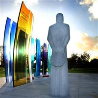 National Memorial Arboretum & Lichfield