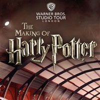 Harry Potter - Studio Tour