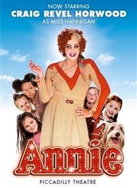 Annie The Musical, London