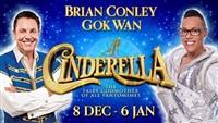 Cinderella (Pantomime), Bristol Hippodrome