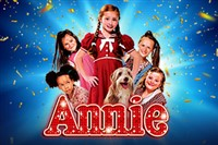 Annie The Musical, Birmingham
