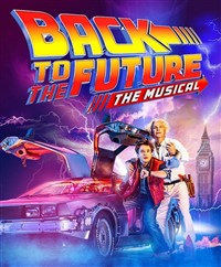 Back to the Future Musical, London