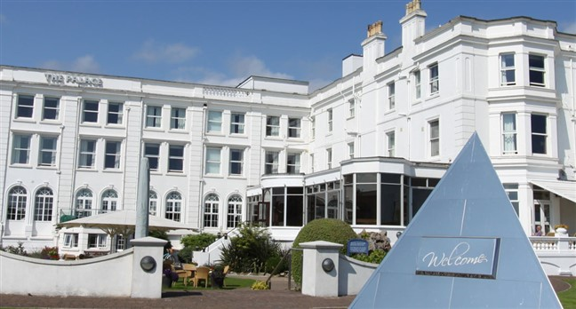 Paignton, The Palace Hotel, 4 nights