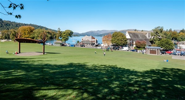Bowness on Windermere Inc Boat Trip & Steam Train
