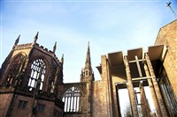 Coventry (Cathedral, shops & sights)