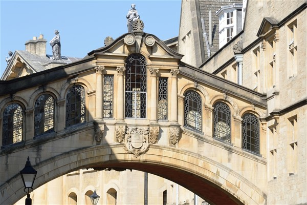 Oxford (shops, museums, sights)