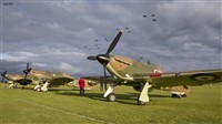 IWM Duxford - Battle of Britain Airshow