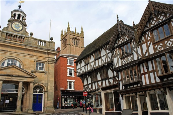 Ludlow (Castle, Shops & Sights)