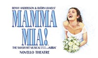 Mamma Mia!, Novello Theatre, London