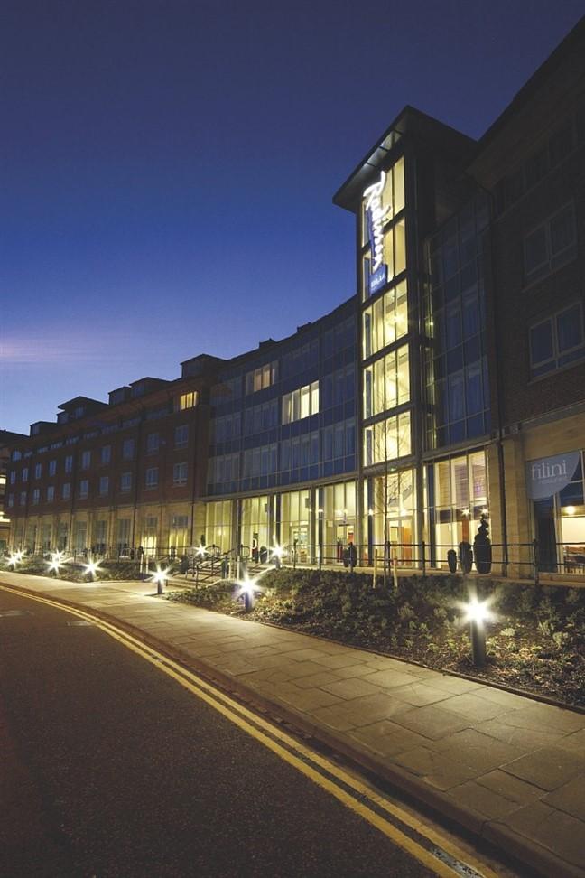 Durham - Radisson Blu Hotel