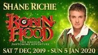 Robin Hood Pantomime, Bristol Hippodrome
