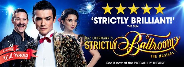 Strictly Ballroom - The Musical, London