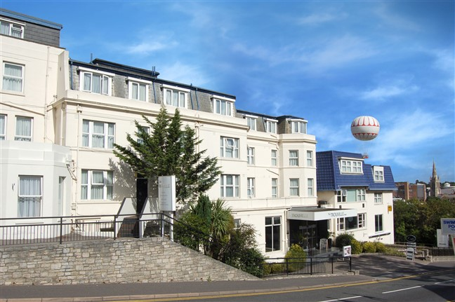 Bournemouth - Trouville Hotel